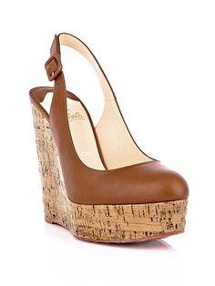 Altike 10mm wedge shoes - Christian Louboutin