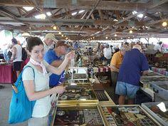 Brimfield Antique and Collectibles Show, Brimfield, MA