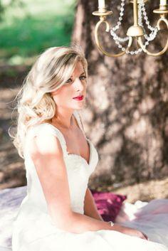vintage bridal shoot ideas