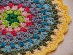 Crochet Circle Pattern | Crochet Pattern Central – Free, Online Crochet Instruction and