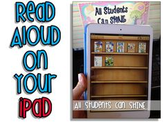 All Students Can Shine: Early Readers On My iPad - A Tutorial