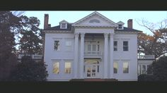 The Notebook Nursing Home. The house is located at Black River Plantation in Georgetown County, South Carolina.