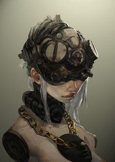 Cyberpunk Art by FuturisticNews.com