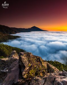 El Teide Tenerife. Canary Islands by Alban Henderyckx   Tallest mountain in Spain and the best place to watch the stars!