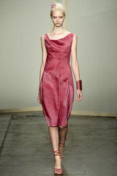 Donna Karan Spring 2013 #JustFab & #FashionWeek