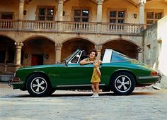 1971 Porsche 911 S 2.4 Targa