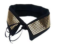 Disko Yaka | Modapik | Siyah Yaka Yakalar Collar 45 TL
