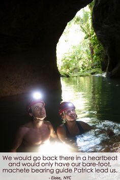The beauty of a private adventure with Ka'ana Belize #luxury #adventuretravel