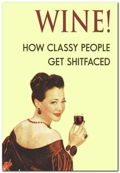 oh how i love wine.