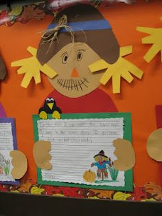 Smiling and Shining in Second Grade: Search results for Scarecrow