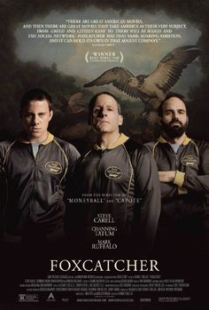The riveting true story—soon to be the subject of a high-profile film—of Olympic wrestling gold medal-winning brothers Mark Schultz and Dave Schultz and their fatal relationship with the eccentric John du Pont, heir to the du Pont dynasty.  Steve Carrell, Channing Tatum, Mark Ruffalo.   November, 2014.