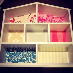 Doll House + Wallpaper Samples