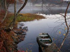 Bufflehead Cove Inn in Kennebunk, Maine on the Kennebunk River via Fine Gardening