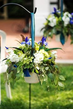 wedding aisle marker