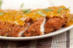 Katsu Chicken Recipe with homemade Japanese Coconut Curry Sauce | MongolianKitchen.com