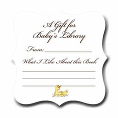 Extra Large Luxe Bookplate Stickers