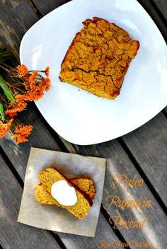 Paleo Pumpkin Bread - Real Food OutlawsReal Food Outlaws
