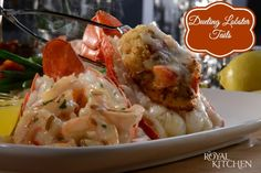 Dueling Lobster Tails Recipe - My Royal Kitchen