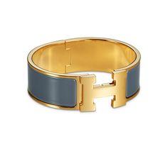 Hermes wide bracelet