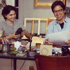 We've got news worth smiling about – #Parenthood is new tonight at 10/9c!