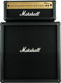 Marshall half stack