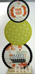 Stampin' Up! Halloween Card by Monika D: telecscope card