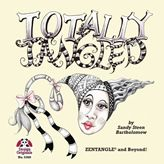 Totally Tangled – by Sandy Steen Bartholomew.  This book takes Zentangles to beyond. Sandy's artwork involves patterned tangles an other drawing doodles – faces, objects etc.  A sequel is currently being written, you can catch up with more on this via Sandy's blog