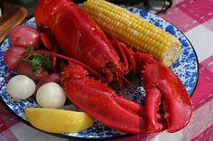 Lobstah! fresh main, main windjammerstyl, maine, food, favorit thing, drink, lobsters, lobster bake, main lobster