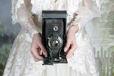 Antique Camera Prop Hire