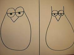 Mrs. Wheeler's First Grade Tidbits: The Little White Owl