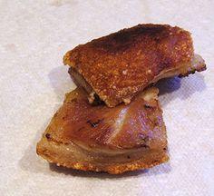 El Boricua - Chicharrones (Fried Pork Skin)