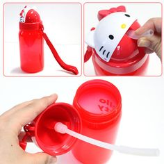 Hello Kitty bottle, get it at Rakuten Global Market!