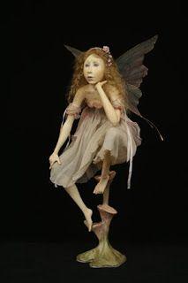Figurative Sculpture by Tine Kamerbeek