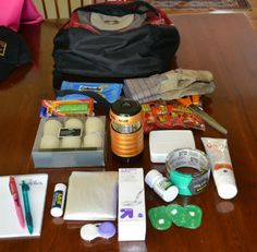 Great information everyone needs to pack an Emergency Evacuation Care Bag