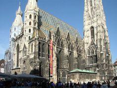 St. Stephen's Cathederal, Vienna Austria