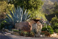 Address Boulder  Southern California Landscaping  Grace Design Associates  Santa Barbara, CA