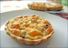 PANELATERAPIA - Blog de Culinária, Gastronomia e Receitas: Mini Quiche com Tudo Dentro