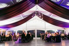 Reception Tent with