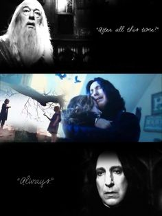 Day 23: There are so many times that the books and the films moved me to tears - Sirius's death, Harry and the Mirror of Erised, Dobby's death, Dumbledore's death, Harry's reaction to Sirius's death... So so many things. However, the thing that moved me most was The Prince's Tale in both the books and the movie. Seeing Alan Rickman sob over Lily's dead body touched my heart deeply. He was ROBBED of an Oscar nomination. ROBBED.