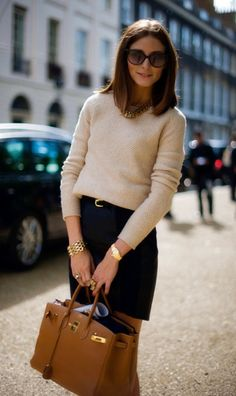 Loving Olivia Palermo's Style.