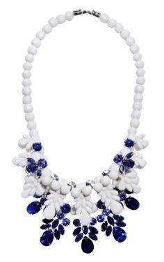 Ek Thongprasert Jewelry The Foxtrot Necklace - not real jewels but still flaunt fabulous!!