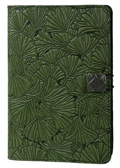 Ginkgo Design Leather iPad Mini Cover- LOVE this!