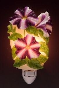 Ibis & Orchid Petunia Night Light