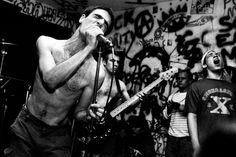 I miss $5 punk shows.  #Fugazi, Club Dreamerz, Chicago, 1989 by John Sisson, via Behance
