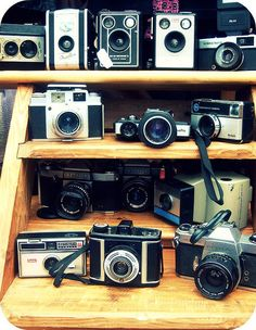 Collection of Cameras