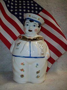 Sailor Boy Cookie Jar