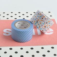 Rayé washi tape, paper tape, masking tape, mask tape
