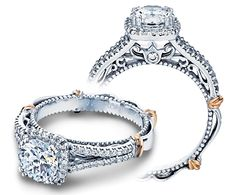 Sweepstakes by Verragio: Win one of our brand new engagement rings from the Parisian Collection!