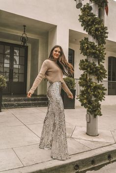 NYE Style | Sequins, Stars + Sweats #style #ootd, #sequins #stars #style #sweats