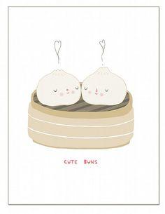 Cute Buns / Laura Berger